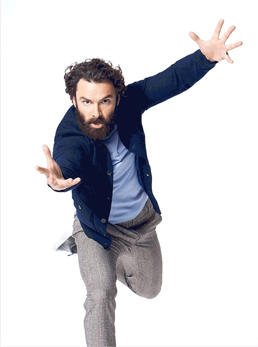 Aiden Turner, The Sunday Times