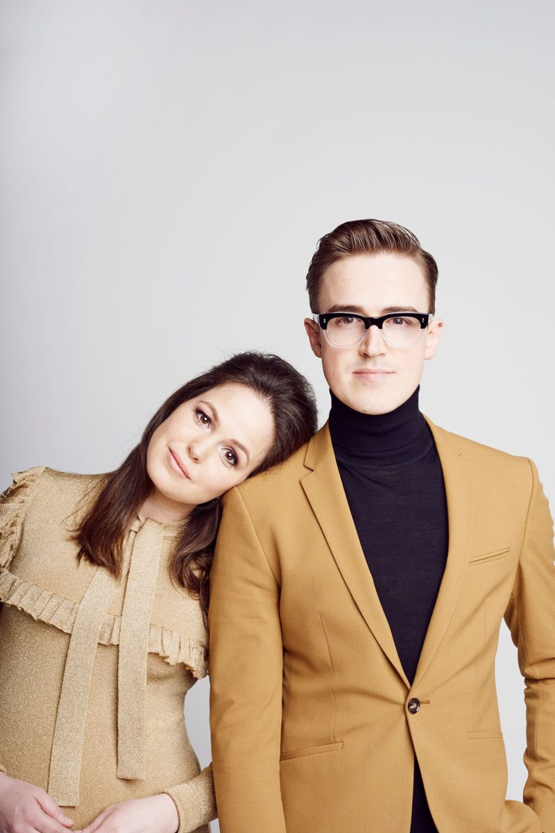 Tom & Giovanna Fletcher