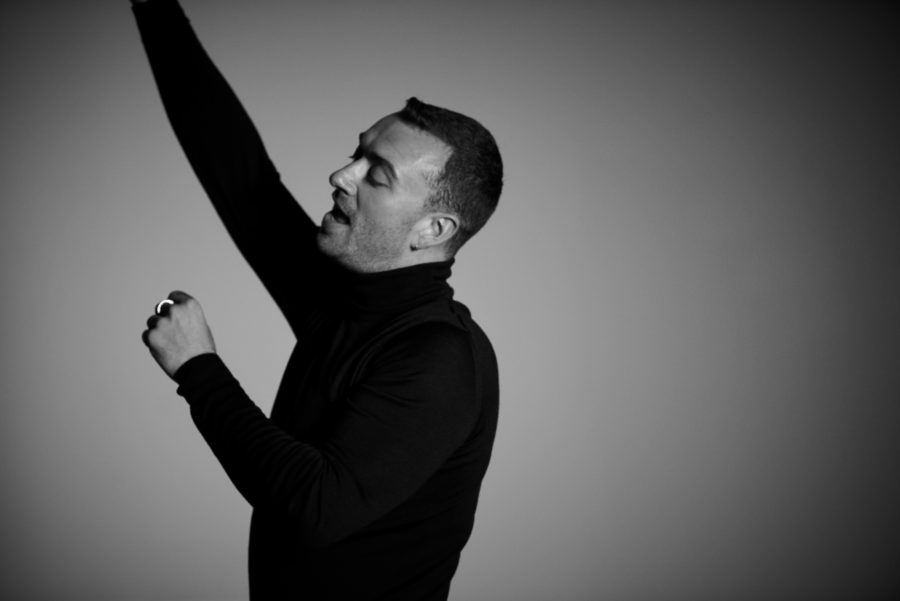SAM SMITH 'DANCING WITH A STRANGER'