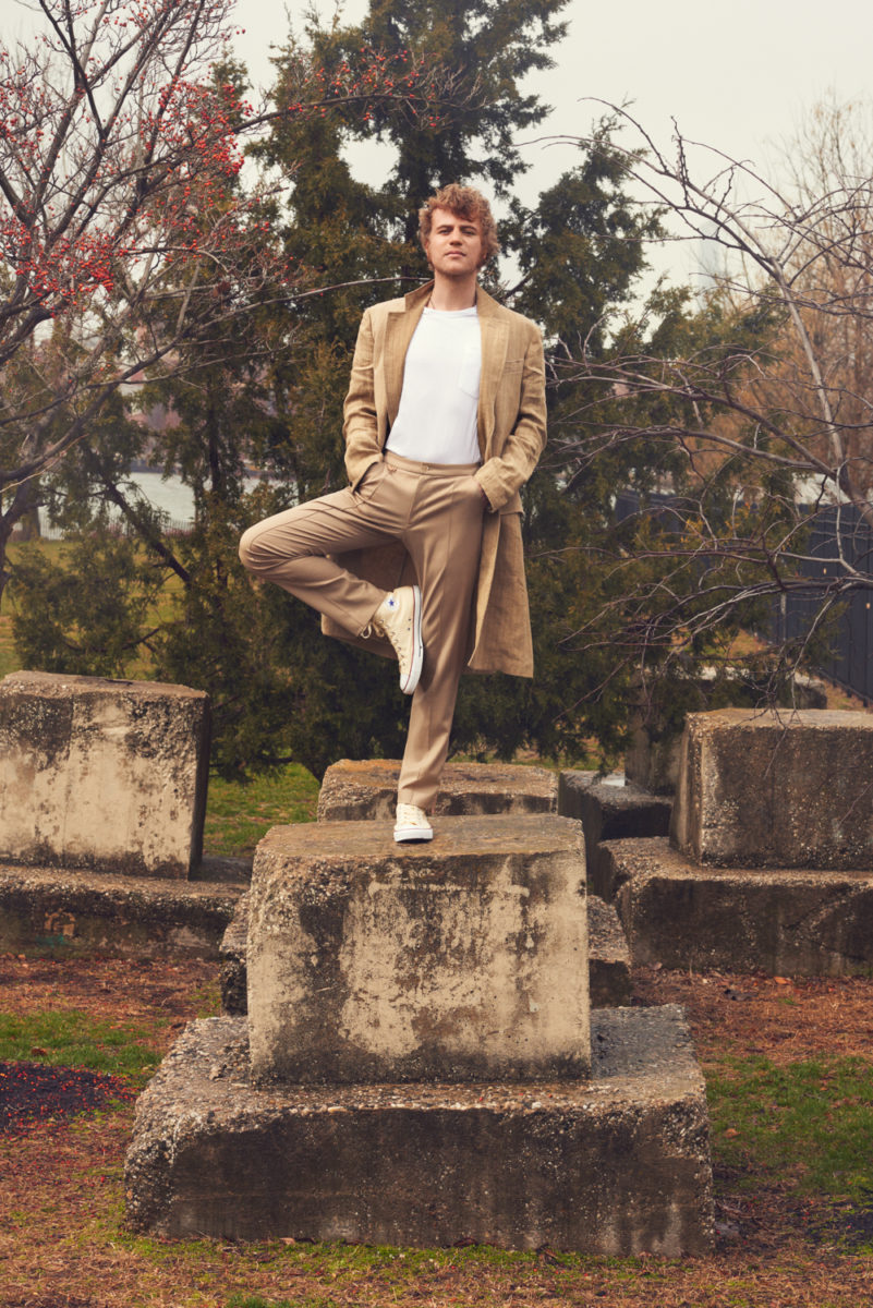 Johnny Flynn by Rebecca Miller for ES Magazine