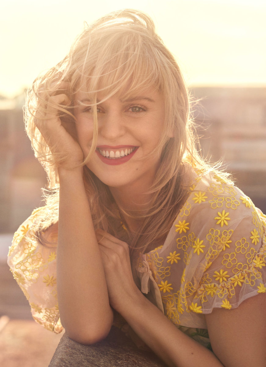 Denise Gough by Rebecca Miller for The Telegraph Magazine