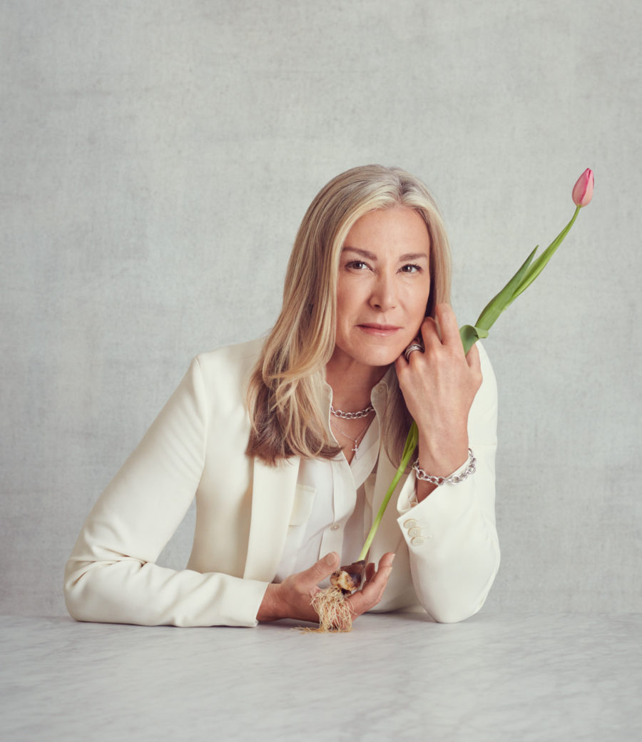 Tracy Chadwell by Rebecca Miller for Forbes 50 over 50