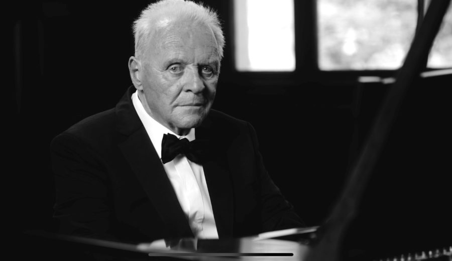 GQ 'MAN OF THE YEAR 2021'ANTHONY HOPKINS